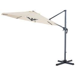 Contemporary Outdoor Umbrellas by River Source Inc.