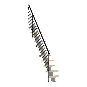 Dolle Rome Modular Staircase Kit Multiple Layouts