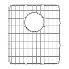 """KRAUS Dex Stainless Steel Bottom Grid With Rubber Bumpers for 17"""" Kitchen Sink"""