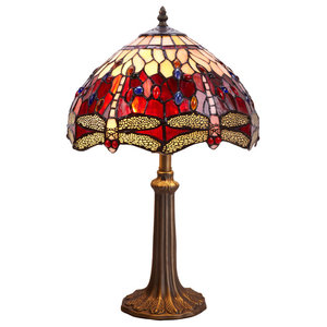 Belle Rouge Series Large Table Lamp