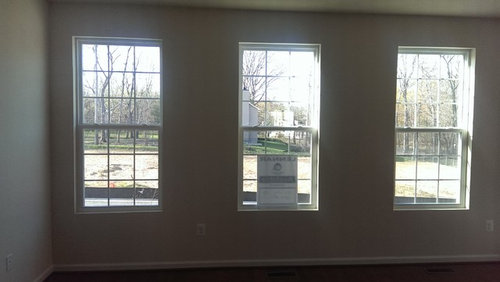Whats The Best Window Treatment For These 3 Side By Windows