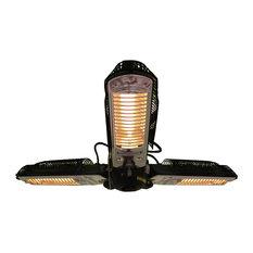 Fire Sense   Umbrella Halogen Patio Heater   Patio Heaters