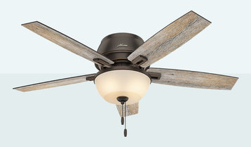 Rustic and Industrial Ceiling Fans With Free Shipping