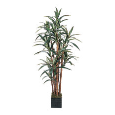 nearly natural nearly natural 5u0027 yucca silk tree artificial flowers plants and trees - Silk Trees