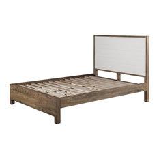Avoca Reclaimed Pine Bed Frame, King