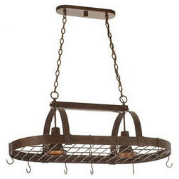 Industrial Pot Racks And Accessories by Lighting Lighting Lighting
