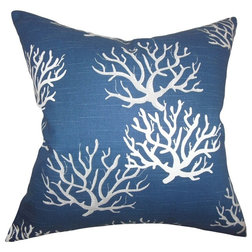 Beach Style Decorative Pillows by Homesquare