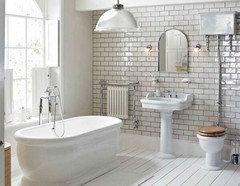 Backsplash For Pedestal Sink