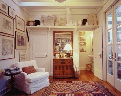 Craftsman Home Office by Hoedemaker Pfeiffer