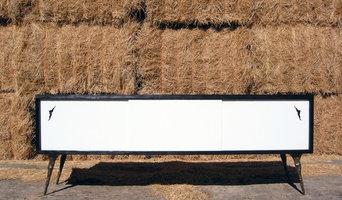 blankblank: Burnt Credenza by Rob Zinn