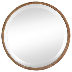 Rustic Wall Mirrors by ergode