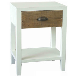 Transitional Side Tables And End Tables by ergode