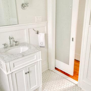 Clawfoot Tub Bathroom Renovation
