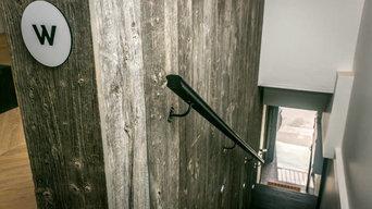 Wall panels - old wood