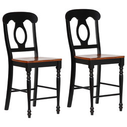 Traditional Bar Stools And Counter Stools by Sunset Trading