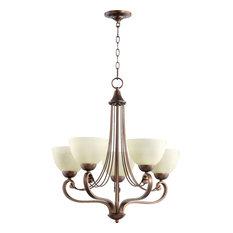 Quorum International 6031-5 Lariat 5-Light Chandelier
