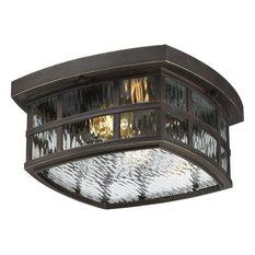 Quoizel Stonington Outdoor Lantern, Palladian Bronze