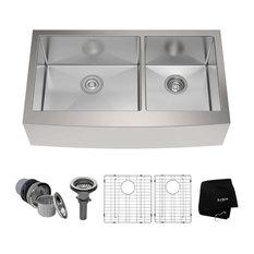 36 Inch Kitchen Sinks | Houzz