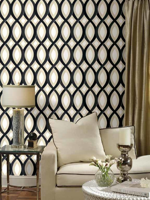 trendy home design photo in other