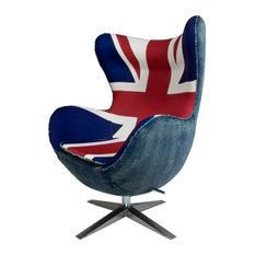- Кресло Egg UK - Стулья для гостиной