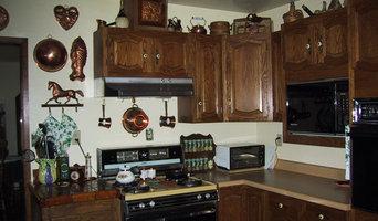 Cranberry kitchen!