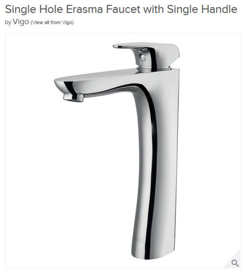 Can I Use A Vessel Faucet For Undermount Sink