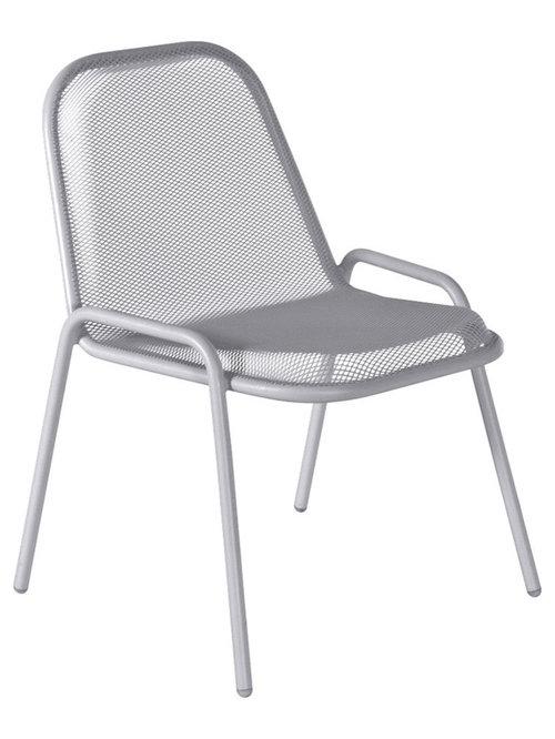 Golf Stol, Aluminium - Udendørs spisebordsstole