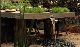 Water Garden Table