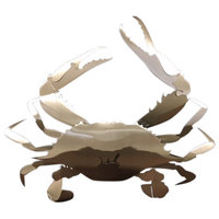 Crab Stainless Steel wall hangings