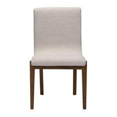Hamilton Dining Chair Set Of 2 Beige