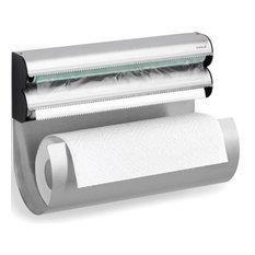 blomus OBAR Wall Mount Kitchen Organizer Paper Towel Holder