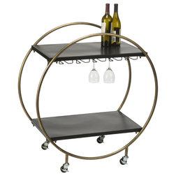 Contemporary Bar Carts by Tripar International, Inc.