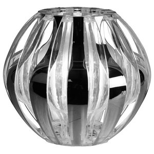 Bimber Table Lamp, Polished Chrome