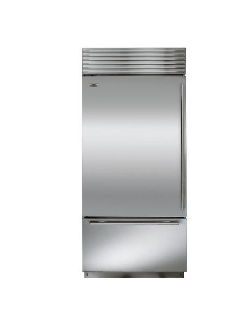 Miele Vs Zub Zero 36 Refrigerator
