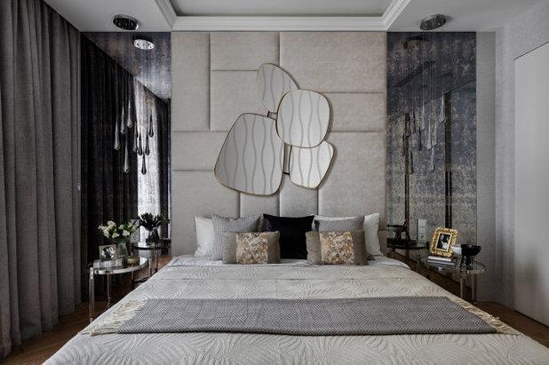 Современный Спальня by Дизайн-студия US Interiors