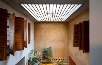 India Houzz Tour: A Home of Endless Windows and an Earthy Palette