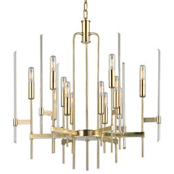 Contemporary Chandeliers by Hudson Valley Lighting