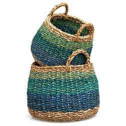 Beach Style Baskets by Fab Habitat