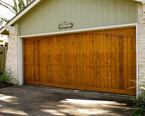 Western Red Cedar   Garage Doors And Openers