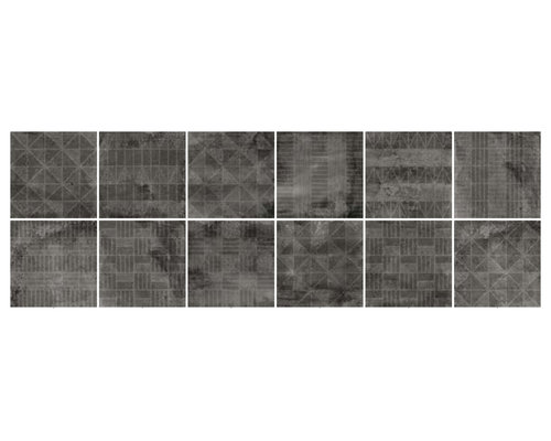 Urban Handmade Dark - Wall & Floor Tiles