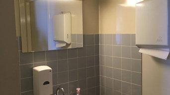 Réfection de sanitaire d'un cabinet d'avocat