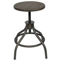 Industrial Bar Stools And Counter Stools by Redd Furnishings