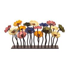 Bourbon Garden Table Centerpiece