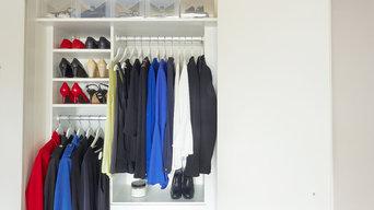 Wardrobe reorganisation
