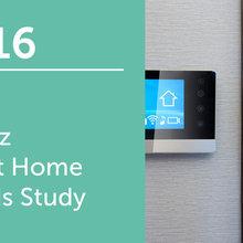 2016 U.S. Houzz Smart Home Trends Study