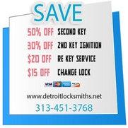 Detroit Locksmiths Michigan's photo