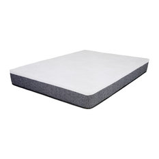 "14"" Gel Memory Foam Mattress, Twin"