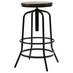 Peachy Natural Kitchen Swivel Bar Stool Farmhouse Bar Stools Ocoug Best Dining Table And Chair Ideas Images Ocougorg