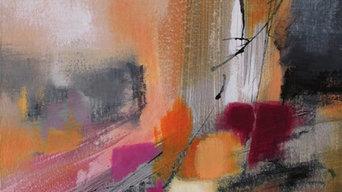 Peintures encres Acryliques