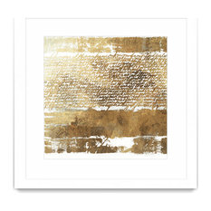 """""""Sequence II"""" Matted and Framed, 36"""" x 36"""""""
